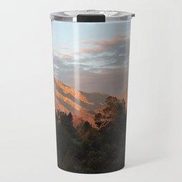 Near Sunset Travel Mug