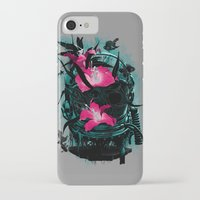 last of us iPhone & iPod Cases featuring The Last of Us by angrymonk