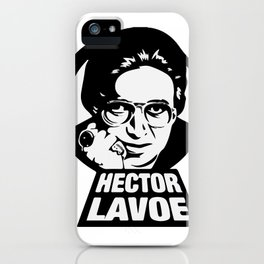 Hector Lavoe iPhone Case