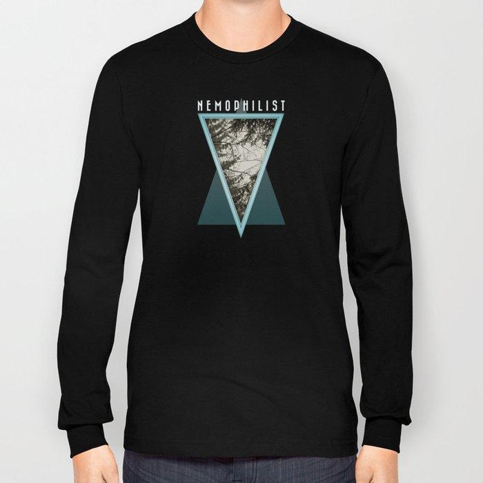 Nemophilist 001 Long Sleeve T-shirt