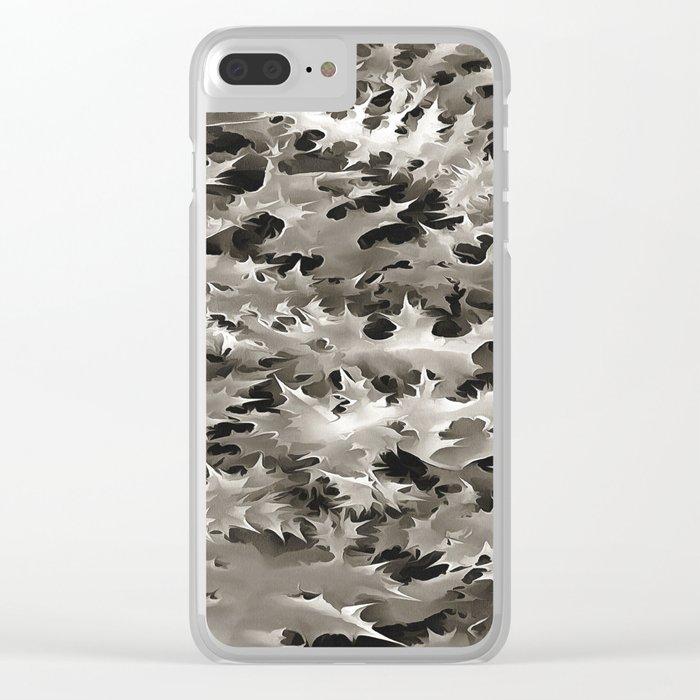 Cineraria Clear iPhone Case