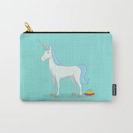 Unicorn Poop Carry-All Pouch