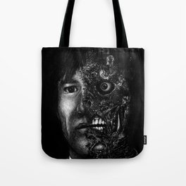 Harvey Dent Two Face - Movie Inspired Art Tote Bag