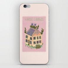 Home Grown iPhone & iPod Skin