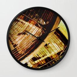 industrial fans Wall Clock