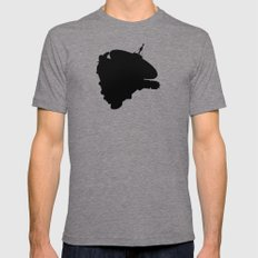 New Horizons X-LARGE Mens Fitted Tee Tri-Grey
