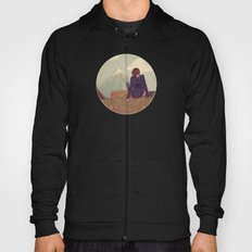 Here and There Hoody