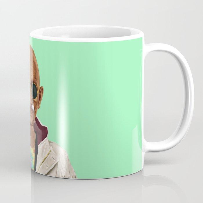 Hipstory -  mahatma gandhi Coffee Mug