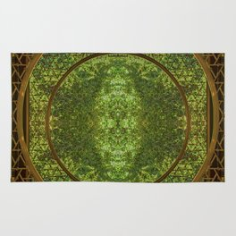 Concentricity Rug