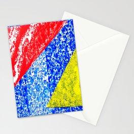 Handmade geometry Stationery Cards