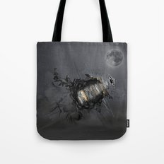 Overload the moon! Tote Bag