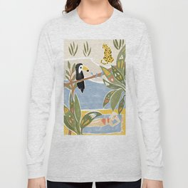 The Jungle Jumbos Long Sleeve T-shirt