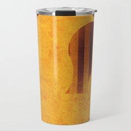 Sun - Solar Flare Travel Mug