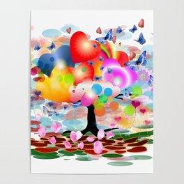 Frühlingstraum Poster