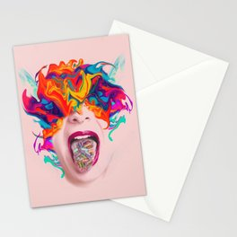Creative Juices Stationery Cards