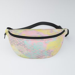 Everywhere #society6 #abstractart Fanny Pack