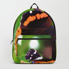 Society6 butterfly Backpack