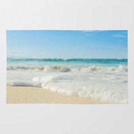 Aloha Kapukaulua Beach Rug