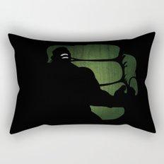 SuperHeroes Shadows : Hulk Rectangular Pillow