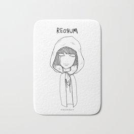 Redrum 01 Raina Bath Mat