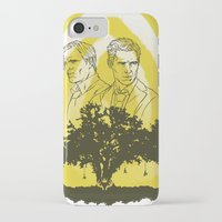 true detective iPhone & iPod Cases featuring True Detective by Gavin Guidry