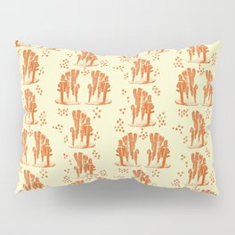 Marine corals Pillow Sham