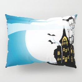 Halloween House Pillow Sham