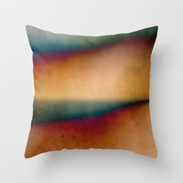 Wake Up, Sleepyhead! Throw Pillow