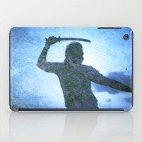 samurai iPad Cases featuring Samurai by Deprofundis