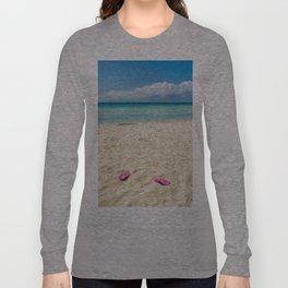 Left Behind Long Sleeve T-shirt