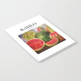 Kahlo - Viva la Vida Notebook