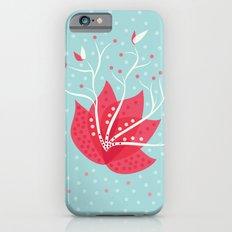 Exotic Winter Flower iPhone 6s Slim Case