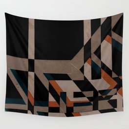 Brave New World III Wall Tapestry