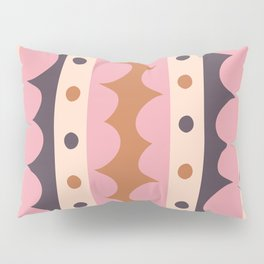 Rick Rack Candy Pillow Sham