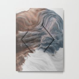 waterfall_exe Metal Print