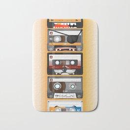 The cassette tape Bath Mat