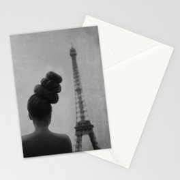 rooftop soliloquy Stationery Cards