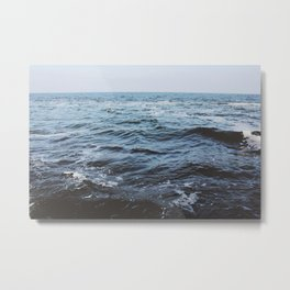 Nørdic Water No. 4 Metal Print