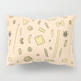 Pasta pattern Pillow Sham