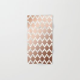Copper & Marble 03 Hand & Bath Towel