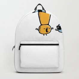 Grammar police new Backpack