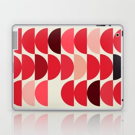 Red Bowls Laptop & iPad Skin