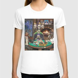 Our Favorite Monsters Playing Cards T-shirt