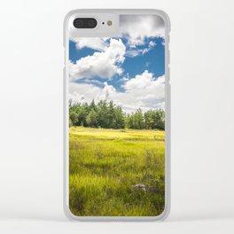 Saaremaa 1.1 Clear iPhone Case