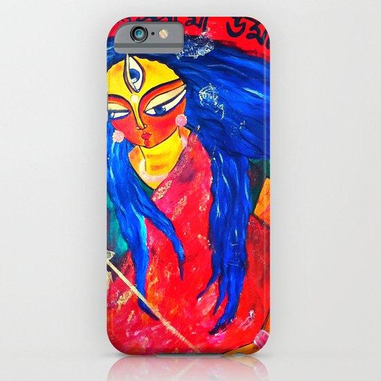 Durga, invoked. iPhone & iPod Case