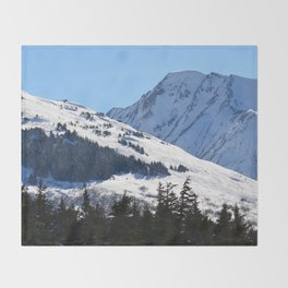 Back-Country Skiing  - I Throw Blanket