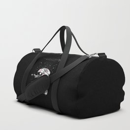 Meteor Shower Duffle Bag