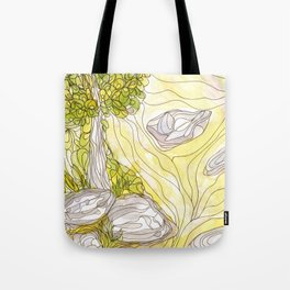 Eno River 37 Tote Bag