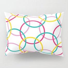 Hula Hoop 01 Pillow Sham