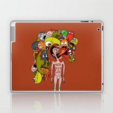Puke Ghosts Laptop & iPad Skin